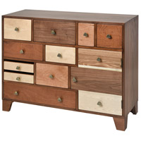 Stein World 16943 Shiel Wood Stained Veneers Chest