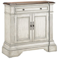 Gentry Hand-Painted Accent Cabinet