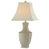Stein World 37859 Honora 30 inch 150 watt Asian Ivory Table Lamp Portable Light