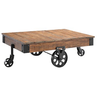 Poplar Estate Cocktail Cart