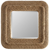 Stein World 402-081 Crescent Key 29 X 29 inch Wrapped Rope Mirror Home Decor