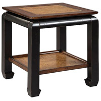 Stein World 465-021 Dinasty 26 inch Brown Accent Table