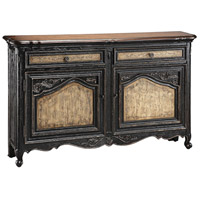 Avalon Black and Tan Sideboard