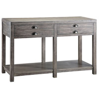 Bridgeport 48 X 19 inch Grey Sofa Table Home Decor