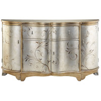 Stein World 64701 Celeste 60 X 15 inch Silver and Gold Credenza