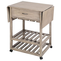 Tristan Grey Twilight Mobile Serving Cart
