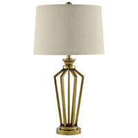 Stein World Gold Table Lamps