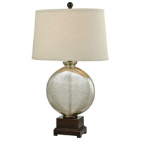 Stein World 76091 Laureate 9 inch 150 watt Silver Table Lamp Portable Light