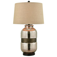 Stein World 76098 Ciderhouse 29 inch 150 watt Silver Table Lamp Portable Light
