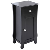 Stein World 76316 Ottawa Black Cabinet