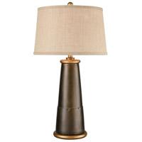Stein World 77062 Harringdon 30 inch Bronze Table Lamp Portable Light