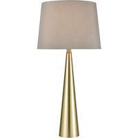 Stein World 77150 Bella 30 inch 150 watt Soft Aged Brass Table Lamp Portable Light