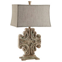 Stein World 90037 Sonia 30 inch 150 watt Driftwood-Like Table Lamp Portable Light