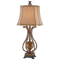 Stein World 96902 Copperfield 35 inch 150 watt Brown Table Lamp Portable Light