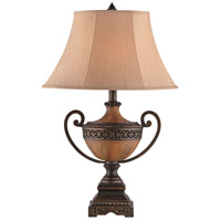 Stein World 97503 Signature 32 inch Brown Table Lamp Portable Light
