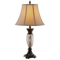 Tempe 31 inch 150 watt Bronze Table Lamp Portable Light