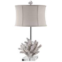 Stein World 99572 Siesta Key 29 inch 100 watt White Table Lamp Portable Light