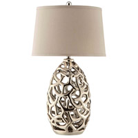 Ripley 29 inch Cream Table Lamp Portable Light