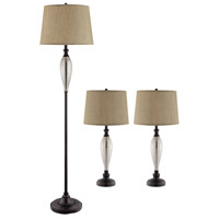 Brown Metal Floor Lamps