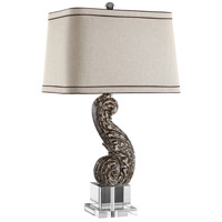 Stein World 99780 Signature 29 inch Brown Table Lamp Portable Light