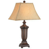 Stein World 99787 Maddox 30 inch 60 watt Dark Brown Table Lamp Portable Light alternative photo thumbnail