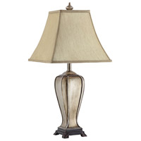 Stein World 99814 Meredith 29 inch 150 watt Champagne Table Lamp Portable Light