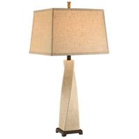 Stein World 99852 Winnifred 33 inch 150 watt Oatmeal and Light Brown Table Lamp Portable Light