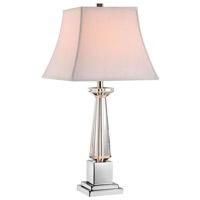 Stein World 99889 Gisele 30 inch 150 watt Clear Table Lamp Portable Light