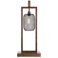 Stein World 99928 Perla 28 inch 100 watt Black Table Lamp Portable Light