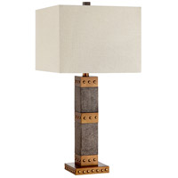 Stein World 99933 Signature 27 inch Brown Table Lamp Portable Light