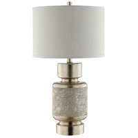Stein World 99950 Carlyle 29 inch 100 watt Brushed Antique Gold Table Lamp Portable Light