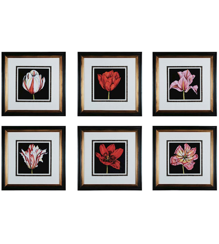 Sterling 10003-S6 Tulip Profusion Wall Art photo