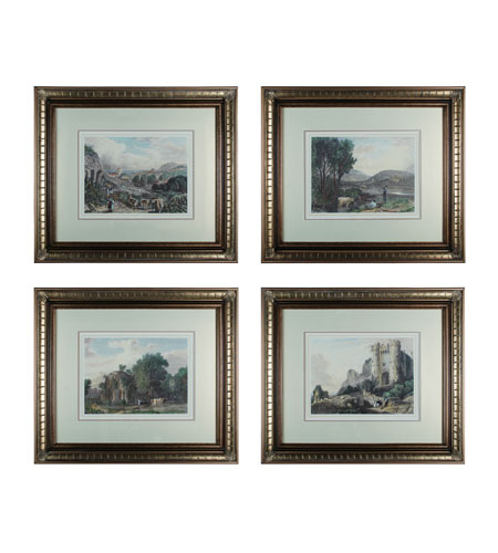 Sterling 10014-S4 Tranquil Countryside Wall Art photo
