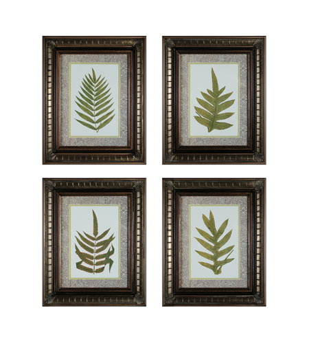Sterling 10040-S4 Fashionable Fern Wall Art photo