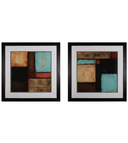 Sterling Industries Spa Impressions Set of 2 Wall Art 10061-S2 photo