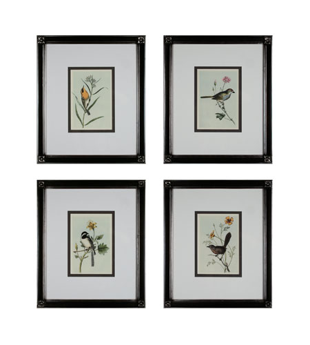 Sterling Industries Birds on a Branch Set of 4 Wall Art 10075-S4 photo
