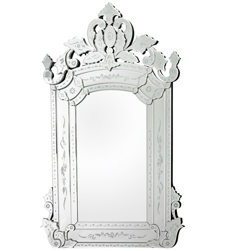 Sterling 114-51 Billericay 58 X 38 inch Clear Wall Mirror photo