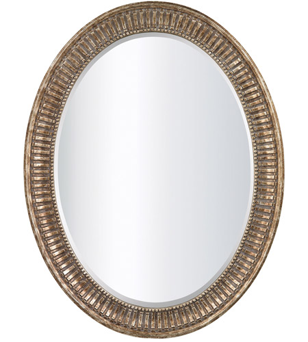 Sterling Industries Franklin Mirror in Claros Bronze 115-10 photo