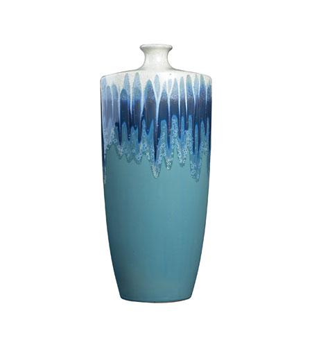 Sterling 119 013 Ceramic 18 X 8 Inch Vase