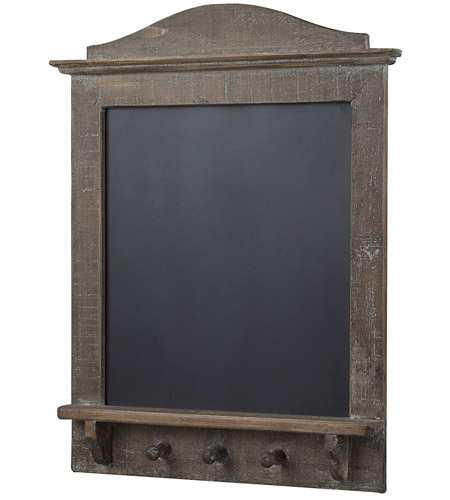 Sterling 128-1015 Blackboard Old English Wood Decorative Accessory photo