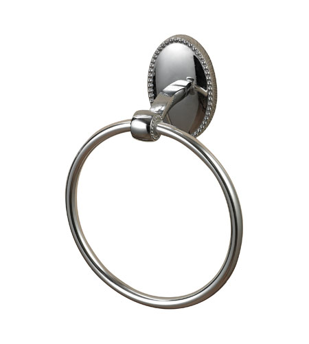 Sterling 131-013 Towel Ring Chrome Bathroom Towel Ring photo