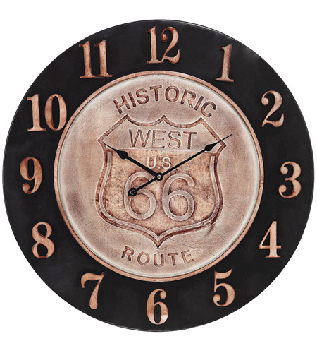 Sterling 171 011 Americana 24 X 2 Inch Wall Clock