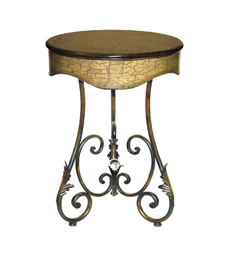 Sterling 26-0247 Signature 22 X 22 inch Painted Side Table Home Decor photo