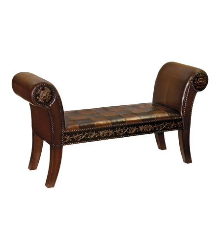 Sterling 26-5180 Normandy Warming Bench Home Decor photo