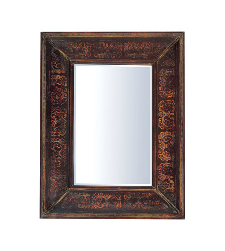 Sterling Industries Northumberland Mirror in Grand Island Bronze 26-8628M photo