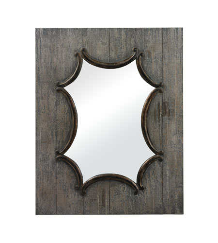Sterling Industries Wood Framed Mirror in Waverly Wood with Antique Cream 26-8651 photo