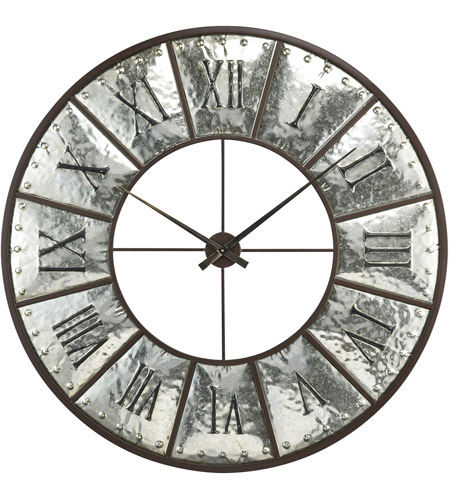 Sterling 3214-1013 Queen And Country 47 X 47 inch Wall Clock photo