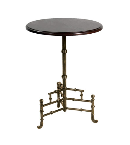 Sterling 51-0056 Bambusea 21 X 21 inch Table Home Decor photo