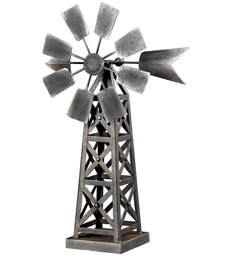Sterling Industries Industrial Wind Mill Accessory Decorative Accessory in Lead 51-10032 photo