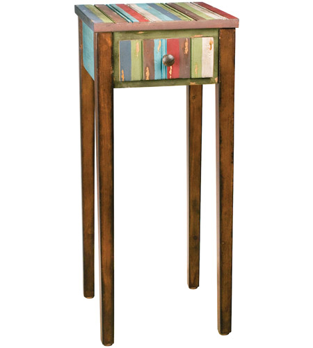 Sterling 51-3080 Ribbon 13 X 13 inch Night Stand Home Decor photo
